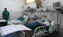 مستشفيات غزة.
