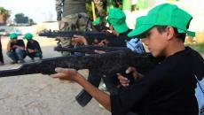 مخيم حماس