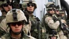 قوات امريكية.