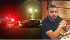 مقتل الشاب جهاد أبو جابر في إطلاق نار أمام منزله.jpg