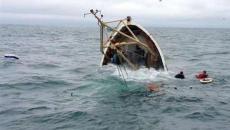غرق مركب بحر غزة.jpg