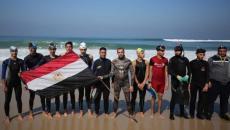غواصون ببحر غزة.jpg