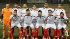 المنتخب الأولمبي الفلسطيني