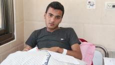 الطالب حسام الاخرس