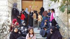 اعتصام شهداء 2014