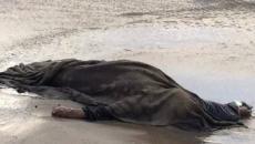 وفاة سيدة فلسطينية على شاطئ البحر.jpg