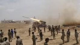 اشتباكات بين قوات النظام السوري والحرس الايراني.jpg