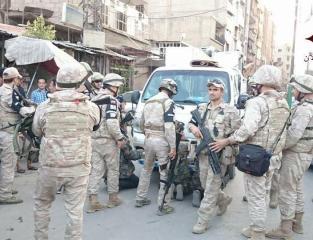الشرطة الروسية                                         تعتقل عناصر النظام السوري1.jpg