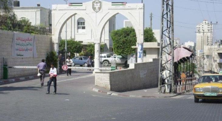 بلدية غزة.