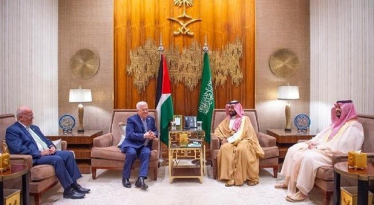 الرئيس عباس وابن سلمان.jpg