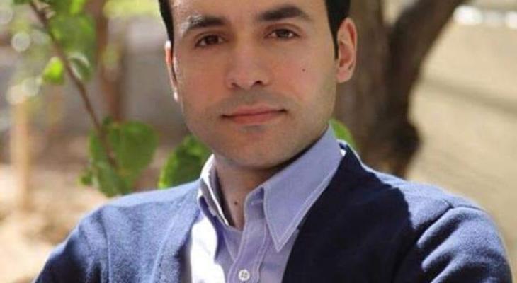 الصحفي محمد داوود من غزة.jpg