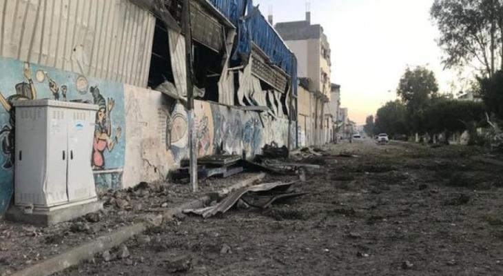 قصف مصنع اليازجي.jpg