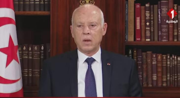 صورة من خطاب الرئيس