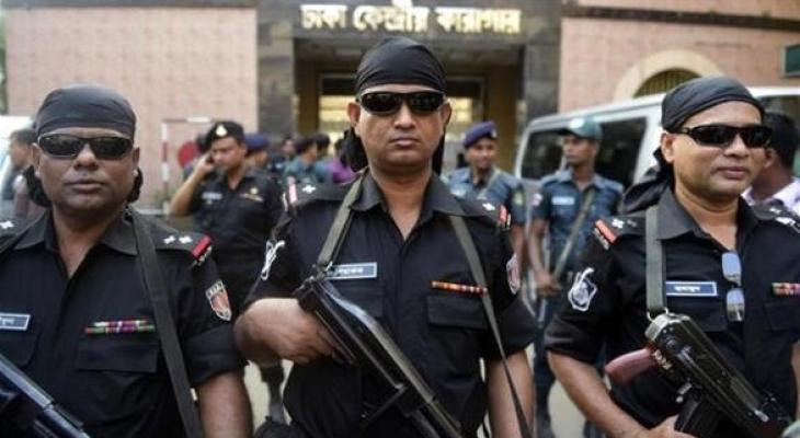 شرطة بنغلاديش