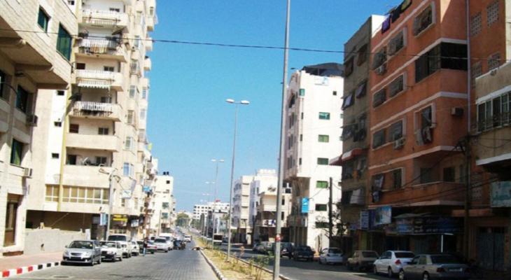 حي المخابرات غزة