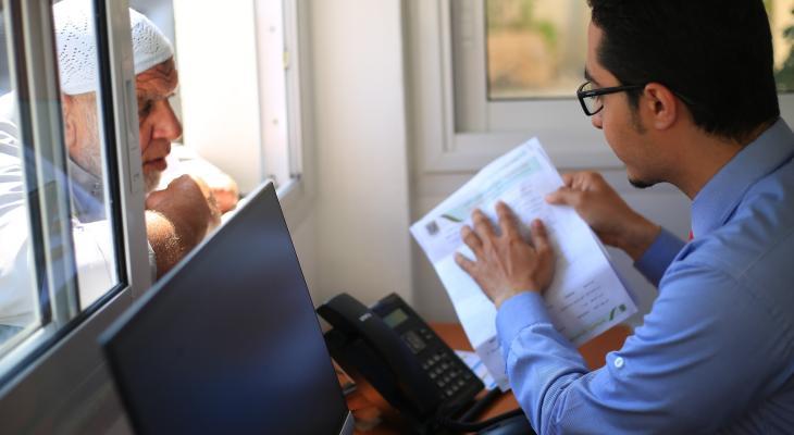 وحدة الاستعلامات والشكاوي في بلدية غزة  (3).JPG