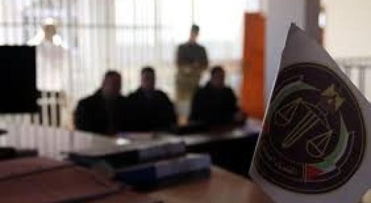 المحكمة العسكرية بغزة