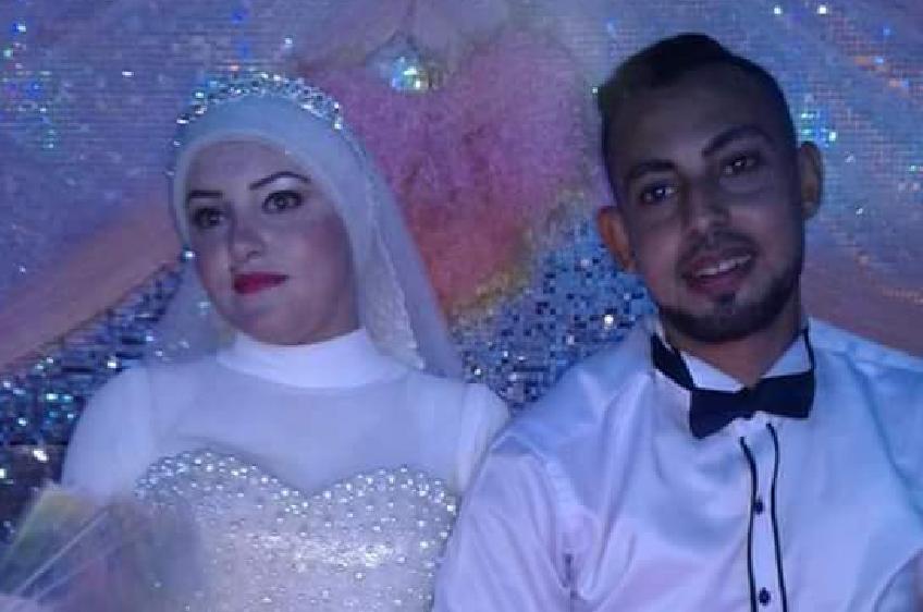 مصرع عروسين صبيحةزفافهما في الشرقية.png